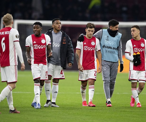 De TV van gisteren: 1,5 miljoen zien Ajax verliezen door te winnen