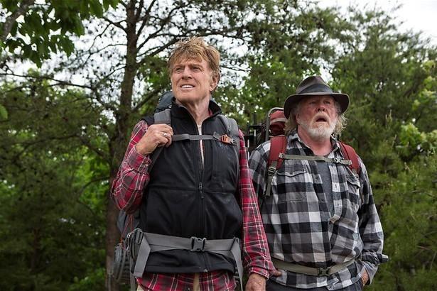 Robert Redford gaat een stukkie lopen