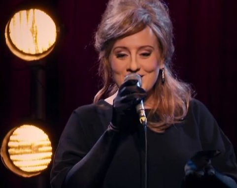 YouTube-hit: Toen Adele nog Jenny was