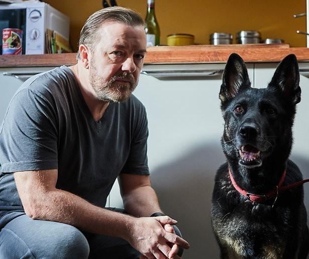 Ricky Gervais en Netflix gaan jarenlange samenwerking aan