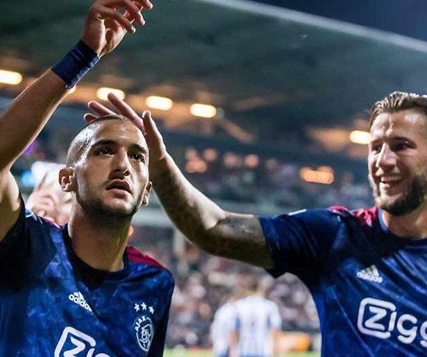 Ziggo zendt Ajax-Rosenburg gratis uit voor iedereen