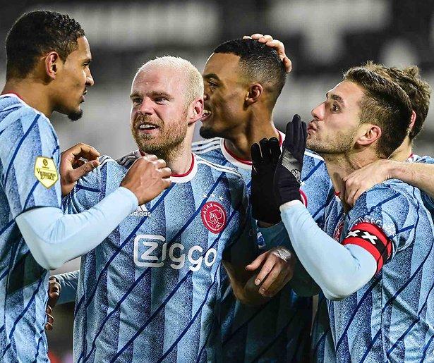 Ajax en PSV aan de bak in Europa League