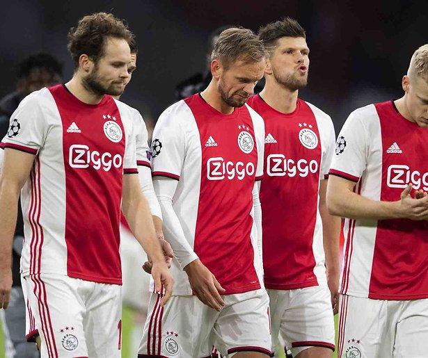 De TV van gisteren: 2,4 miljoen zien Ajax roemloos ten onder gaan in Champions League