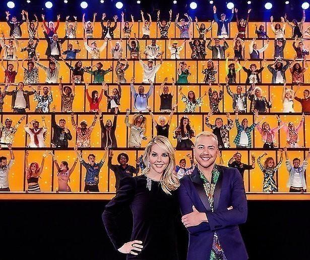De TV van gisteren: RTL 4 wint zangstrijd