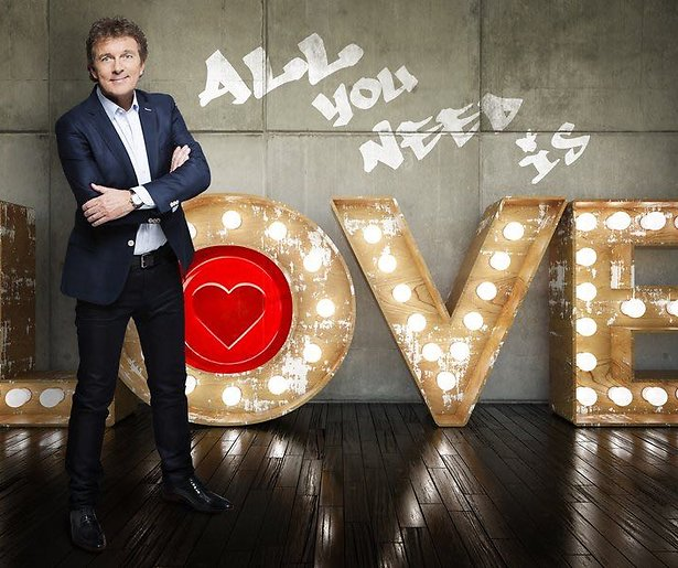 Robert ten Brink: 'Ik ben All You Need Is Love nooit zat'