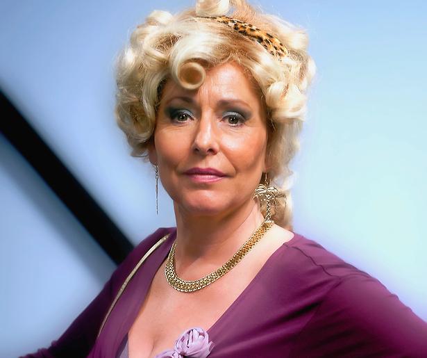 Angela Groothuizen in 't Spaanse Schaep