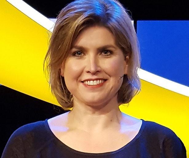 Talpa Network bood Angela de Jong latenightshow aan