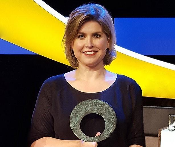 Angela de Jong meest invloedrijke vrouw in media volgens Opzij