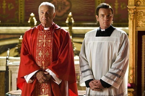 Tom Hanks redt het Vaticaan