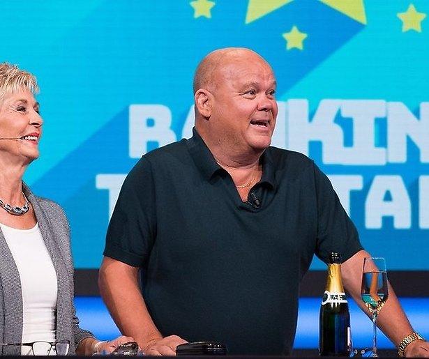 Anny Schilder verklaart afwezigheid bij Ranking the stars