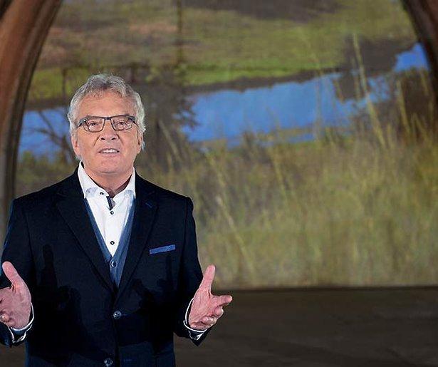 Arie van der Veer getroffen door herseninfarct