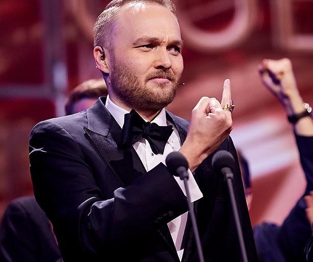 Vriendin Arjen Lubach breekt enkel na Televizier-Ring Gala