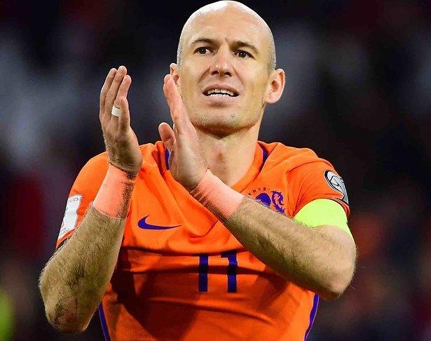 De TV van gisteren: 2,7 miljoen zien afscheid Arjen Robben
