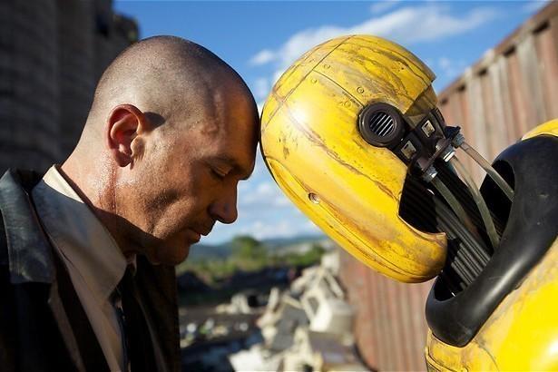 Antonio Banderas en de robots