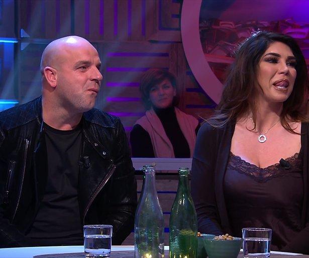 Melisa Schaufeli kan niet naar Andy & Melisa kijken