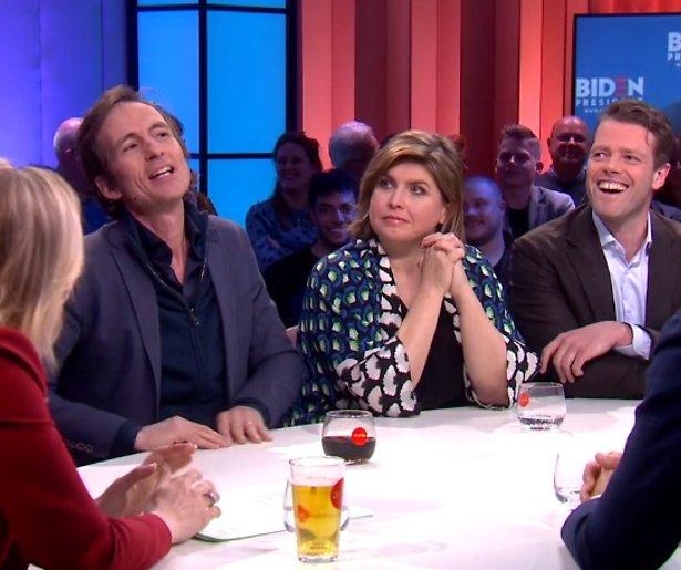 Angela de Jong beticht Jinek van RTL-propaganda