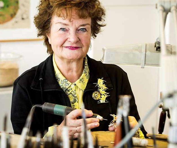 Interview met Ring ontwerpster Anneke Schat