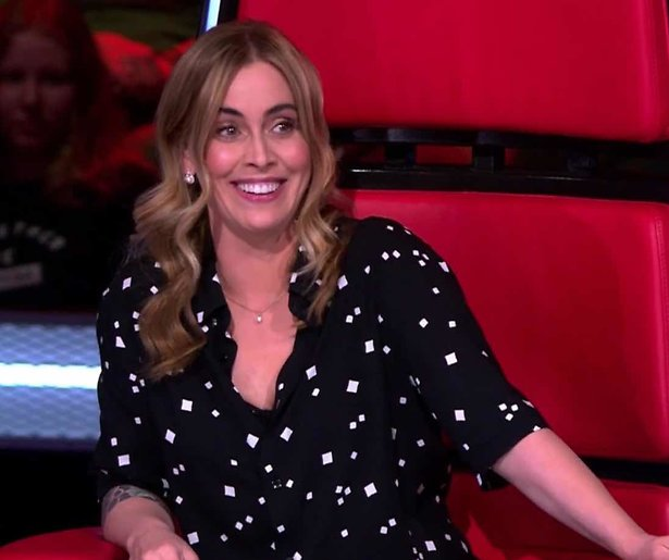 Anouk vermoedt doorgestoken kaart bij The Voice of Holland