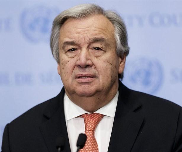 VN-generaal Guterres te gast in College Tour