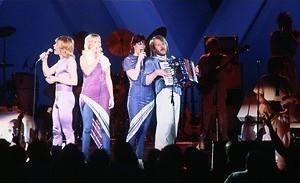 ABBA: liefs uit Londen