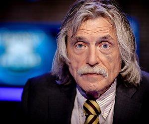 Johan Derksen overweegt te stoppen met televisie