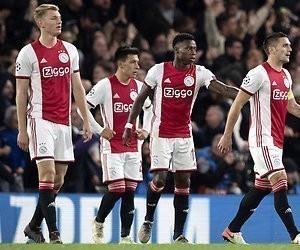 Ajax op bezoek in Lille
