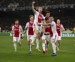 De TV van gisteren: 1,7 miljoen zien Ajax doorgaan in Champions League
