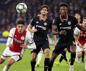 Chelsea - Ajax vanavond live op Veronica