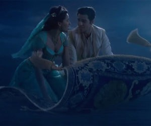 Disney deelt weer beelden van Aladdin