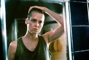 Sigourney Weaver is terug