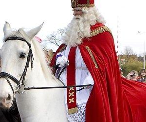 Beroemde schimmel van Sinterklaas overleden