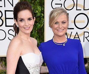 Amy Poehler en Tina Fey presenteren Golden Globes 2021