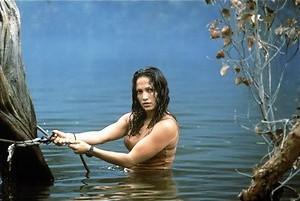 Jennifer Lopez en de reuzenslang