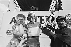 Jan Raas wereldkampioen