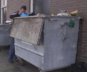 Arme mensen in De Andere Kant van Nederland