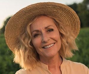 Angela Groothuizen in Ver van Huis met vier gezinnen naar de Amish