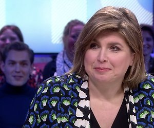 Wat krijgt Angela de Jong voor haar tv-optredens?
