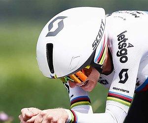 WK Wielrennen Vrouwen Tijdrit: Zekere gouden plak voor Nederland