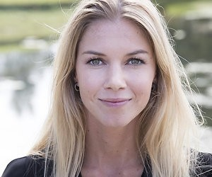 Anouk Hoogendijk en Tooske Ragas in Dancing with the stars
