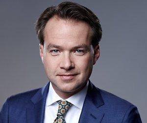 Eerste dag als anchor bij RTL Nieuws voor Antoin Peeters