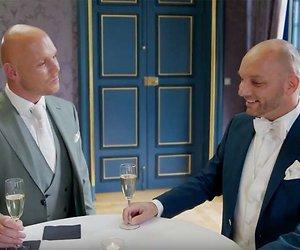 Videosnack: Jeroen en Antoine vinden elkaar leuk in Married at First Sight
