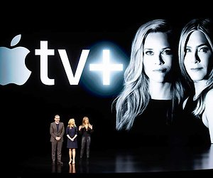 Ook Apple TV+ start in november