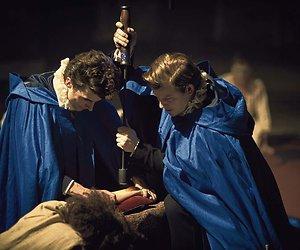 De eerste Nederlandse serie staat op Netflix: Ares