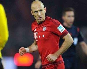 Arjen Robben volgende week in Zullen we een spelletje doen?
