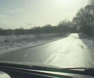Briljant: RTV Oost koelt kijkers af met sneeuwbeelden