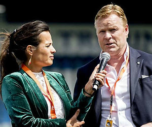 Aletha Leidelmeijer (Fox Sports) is zwanger