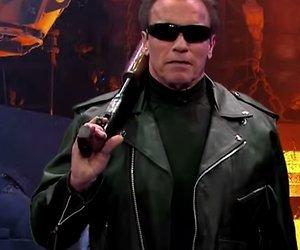 Arnold Schwarzenegger volgt Donald Trump op