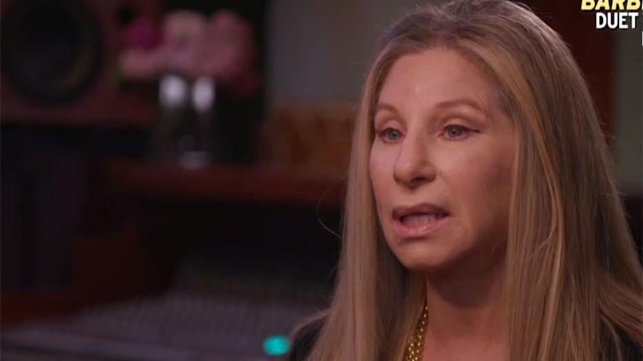 Barbra Streisand en Gwyneth Paltrow in Netflix-serie The Politician