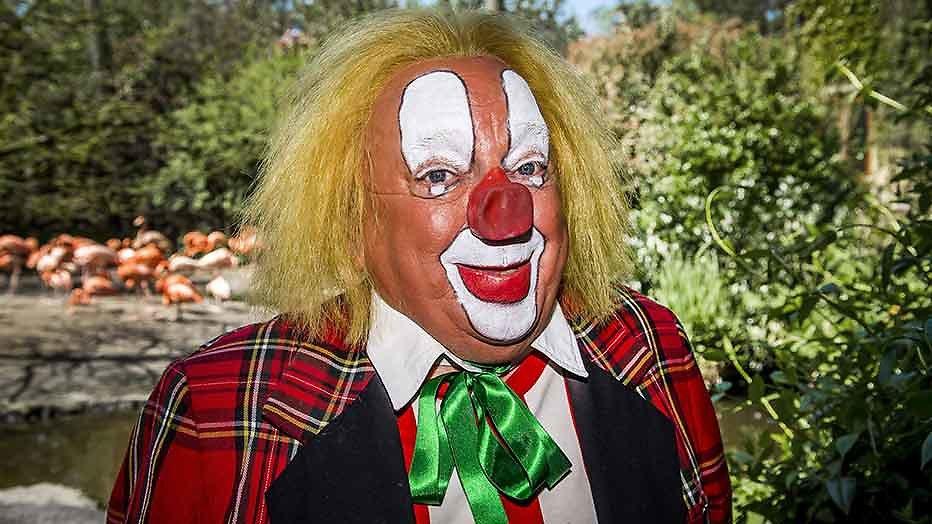 Nooit meer clown Bassie