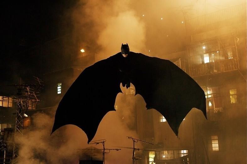 Het begin van Batman